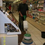 čištění koberců