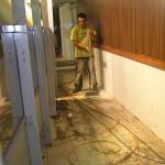 úklid po stavbě