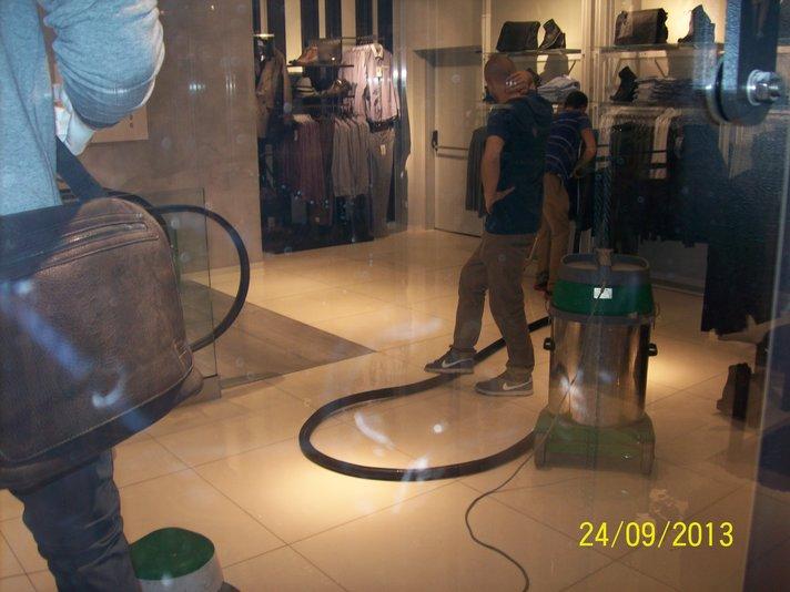 Krystalizace mramorových podlah v Brně