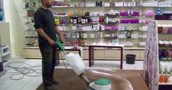 Hloubkové čištění koberců Praha