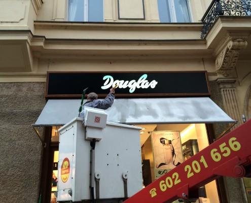 Čištění a impregnace markýz Praha