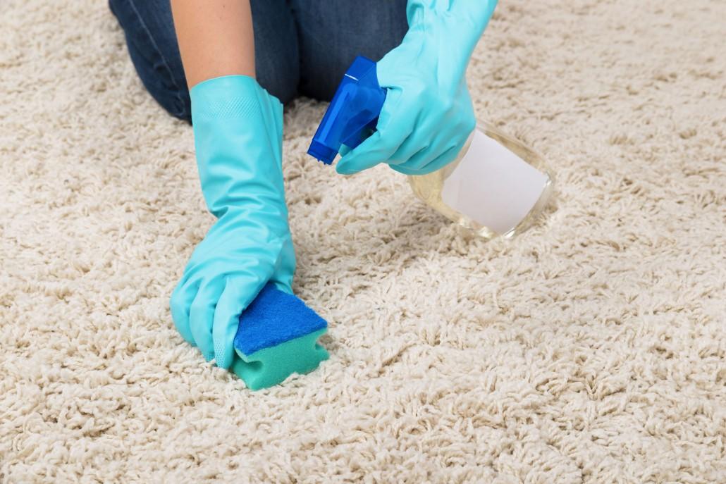 čím nejlépe vyčistit koberec