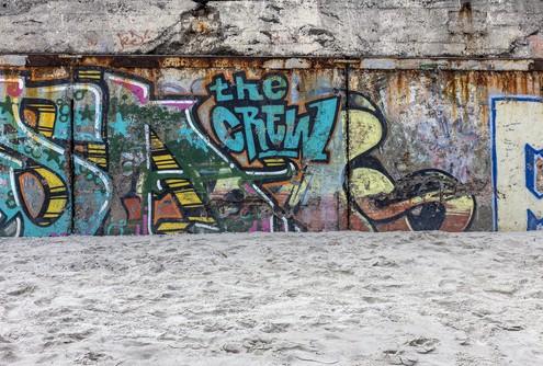Praha odstranění graffiti