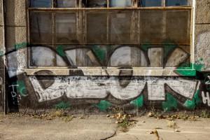 graffiti a jejich odstranění
