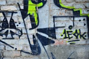 barevné graffiti