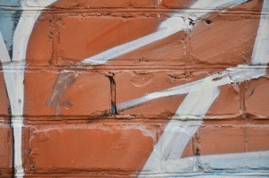 odstranění graffiti pískováním